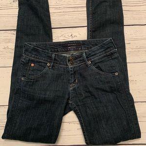 Hudson skinny jeans sz 26